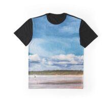 Fun at Berrara Beach Graphic T-Shirt