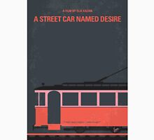 No397 My street car named desire minimal movie poster Unisex T-Shirt