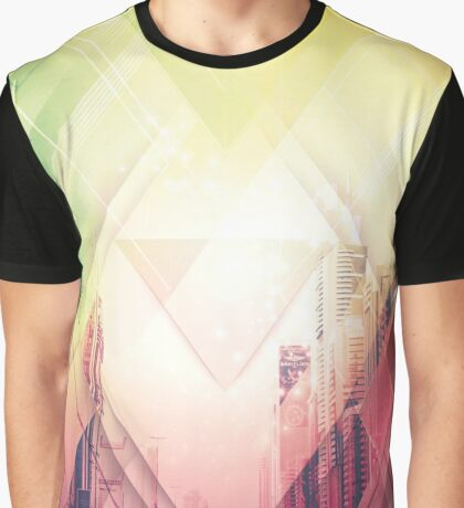 Future Streets Graphic T-Shirt