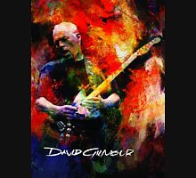 david gilmour the rattlelock live indo Unisex T-Shirt