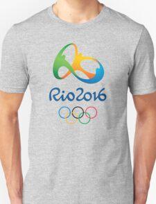 OLIMPIADE rio janeiro brazil T-Shirt