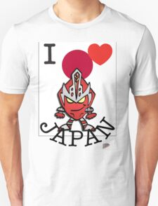 I HEART JAPAN 2 Unisex T-Shirt