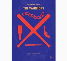 No403 My The Warriors minimal movie poster Unisex T-Shirt