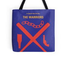 No403 My The Warriors minimal movie poster Tote Bag