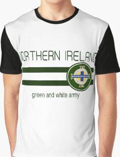 Euro 2016 Football - Northern Ireland Graphic T-Shirt