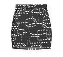 Ink Fantasy. Pattern 9 Mini Skirt