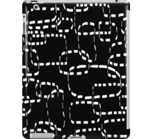 Ink Fantasy. Pattern 9 iPad Case/Skin