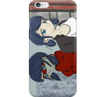 Miraculous ladybug(Sailor Moon Opening Crossover) iPhone Case/Skin