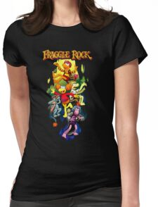 Fraggle Rock Womens Fitted T-Shirt