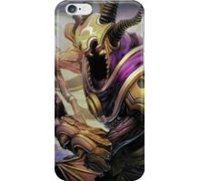 The God of the Underworld iPhone Case/Skin