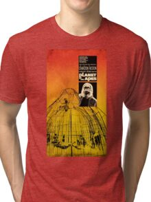 Planet of the Apes Tri-blend T-Shirt