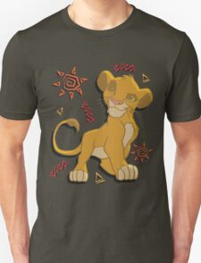 Simba - The Lion King Unisex T-Shirt