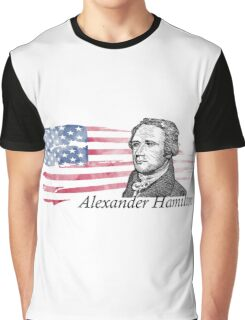 Alexander Hamilton The Musical Graphic T-Shirt