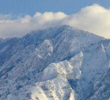 Salt Lake City - Wasatch Mountains Sticker