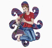 Clarinet cool One Piece - Short Sleeve