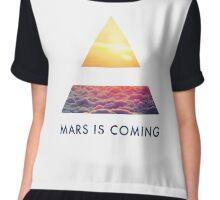 Mars Chiffon Top