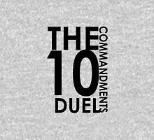 10 Duel Commandments Unisex T-Shirt