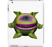 Pickle Monster 2 iPad Case/Skin