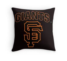 San Francisco Giants  Throw Pillow
