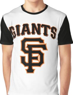 San Francisco Giants  Graphic T-Shirt