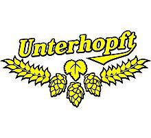 Unterhopft - das Original Photographic Print