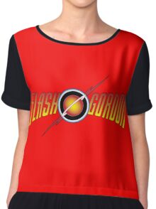 Flash Gordon Chiffon Top