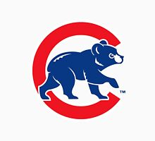 Chicago Cubs logo 2016 Unisex T-Shirt