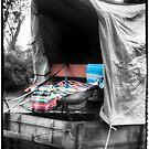 Appalachian Front Porch  by ArtbyDigman