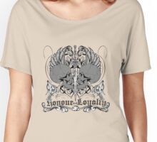 Loyality Women's Relaxed Fit T-Shirt