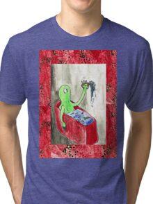 BATHRooM Tri-blend T-Shirt