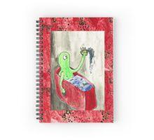 BATHRooM Spiral Notebook