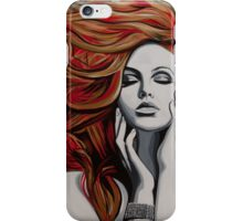 Auburn Breeze iPhone Case/Skin