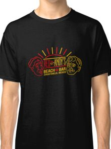 Red and Andy's Beach Bar, Zihuatanejo Classic T-Shirt