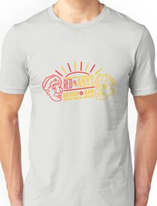 Red and Andy's Beach Bar, Zihuatanejo Unisex T-Shirt