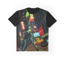 Celty in the city! Graphic T-Shirt