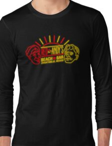 Red and Andy's Beach Bar, Zihuatanejo Long Sleeve T-Shirt