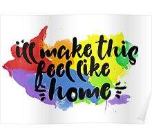 Home .queer Poster