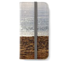 Water's Edge  iPhone Wallet/Case/Skin