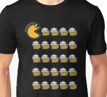 Beer Drinking Punk (3C) Unisex T-Shirt