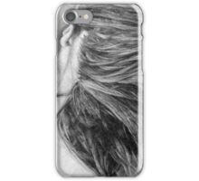 Zephyr, 2014, graphit pencil on paper, 70-50cm iPhone Case/Skin