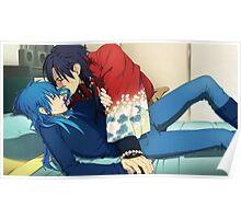 DRAMAtical Murder Koujaku and Aoba good end poster HD Poster