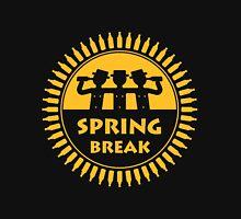 Spring Break (Dark Yellow) Unisex T-Shirt