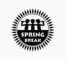 Spring Break (Black) Unisex T-Shirt