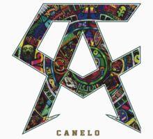 canelo alvarez One Piece - Short Sleeve