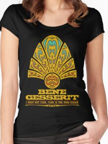 Dune BENE GESSERIT Women's Fitted Scoop T-Shirt