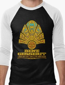 Dune BENE GESSERIT Men's Baseball ¾ T-Shirt