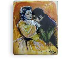 Pride and Prejudice Metal Print