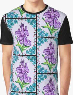 Hearts and flowers Graphic T-Shirt