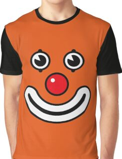 Clown / Payaso / Bouffon / Buffone Graphic T-Shirt