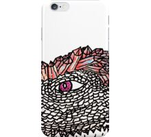 Slither Vole (Gem Scale #1) iPhone Case/Skin